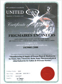 Frigmaires Engineers