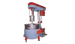Mixer for Semi Liquid