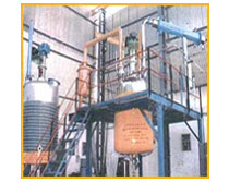 Acrylic Emulsion Resin Plant