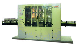 Auto Lube Oil Filling Line