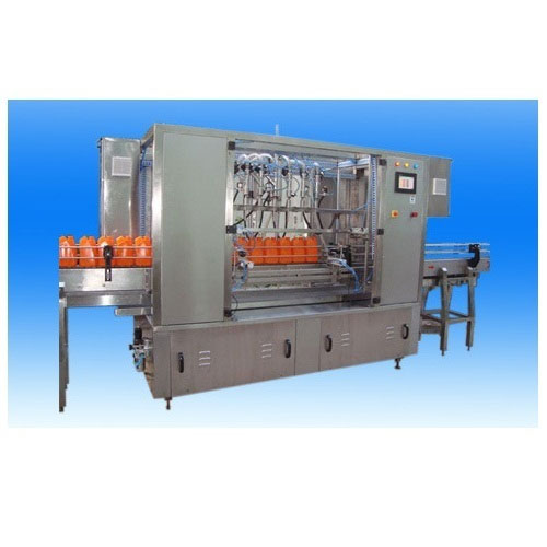 Automatic Lube Oil Filling Machines