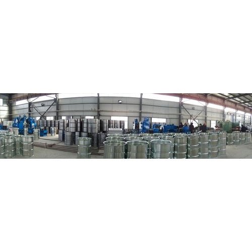Barrel Manufacturing Plant