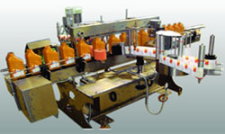 Sticker Labelling Machine Sbsl